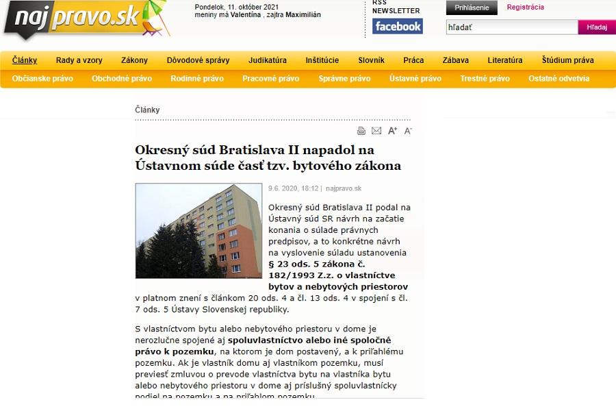 11Portál: najpravo.sk